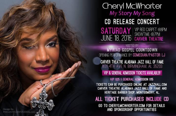 Cheryl McWhorter CD