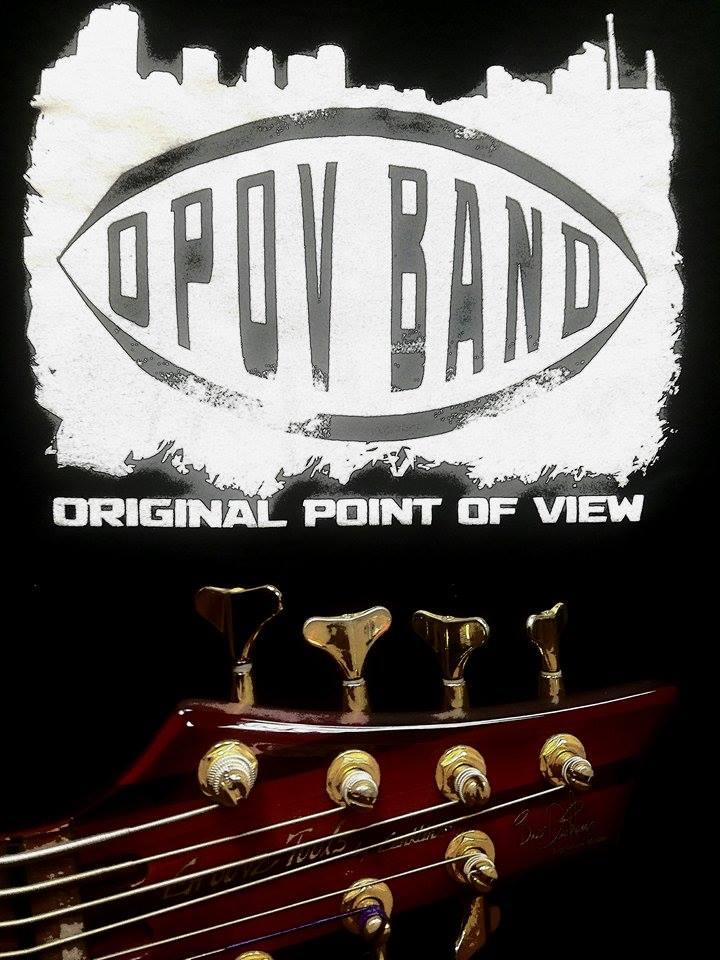 OPOV logo w bass